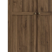 Load image into Gallery viewer, Paris Wardrobe with 2 Doors in Walnut