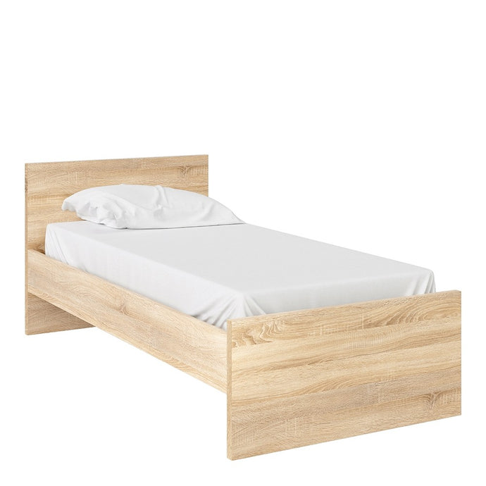 Naia Single Bed 3ft (90 x 190) in Oak