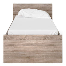 Load image into Gallery viewer, Naia Single Bed 3ft (90 x 190) in Truffle Oak
