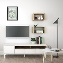 Load image into Gallery viewer, Roomers Wall Shelf Unit in Oak