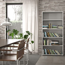 Load image into Gallery viewer, Prima Bookcase 4 Shelves in White