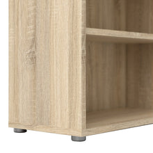 Load image into Gallery viewer, Prima Bookcase 4 Shelves in Oak