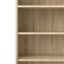 Load image into Gallery viewer, Prima Bookcase 5 Shelves in Oak