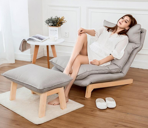 Fauteuil Inclinable avec Repose Pieds | SLOVE
