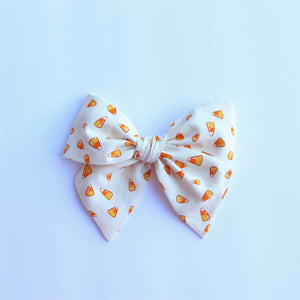 Candy Corn-Chunky Knot