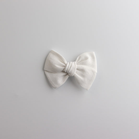 Antique White-Pinwheel Mini