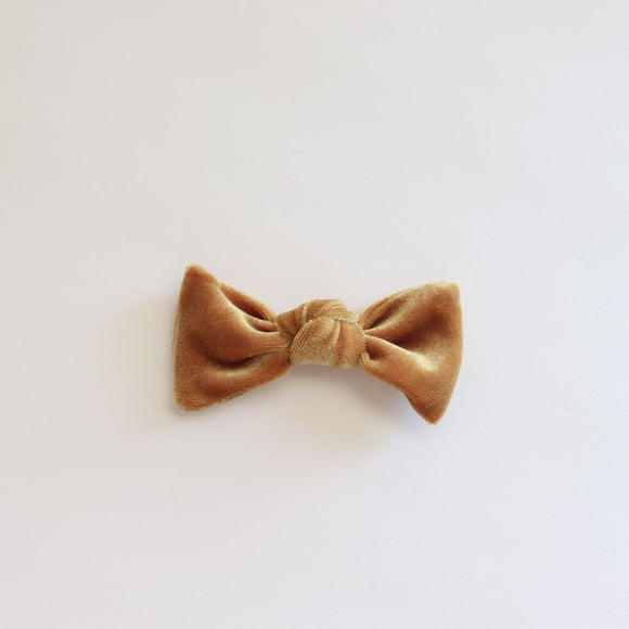 Amber - Chunky Bowtie
