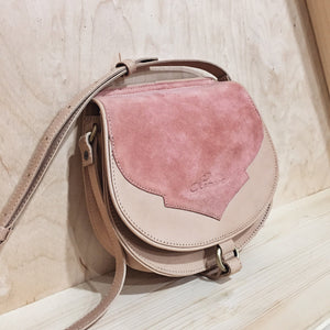 PASTEL PINK BABYLON BAG