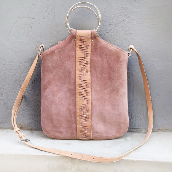 TRIANGLE WOVEN SPRING O-RING BAG