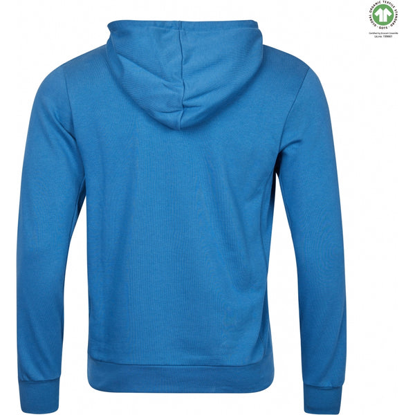 By Garment Makers The Organic Hood Sweatshirt - Jones Sweatshirt 2399 Dark Blue
