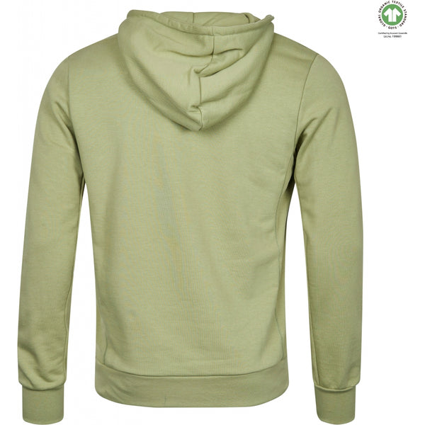 By Garment Makers The Organic Hood Sweatshirt - Jones Sweatshirt 2886 Sage Green