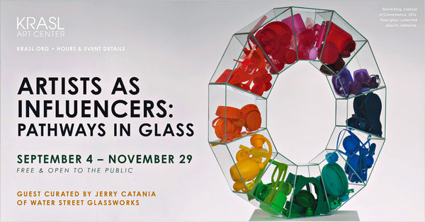 Artists as Influence: Pathways in Glass