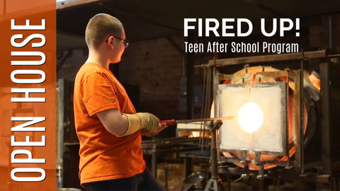 Fired Up! After School Program Open House 2019