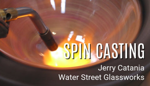 Jerry Catania Spin Casting