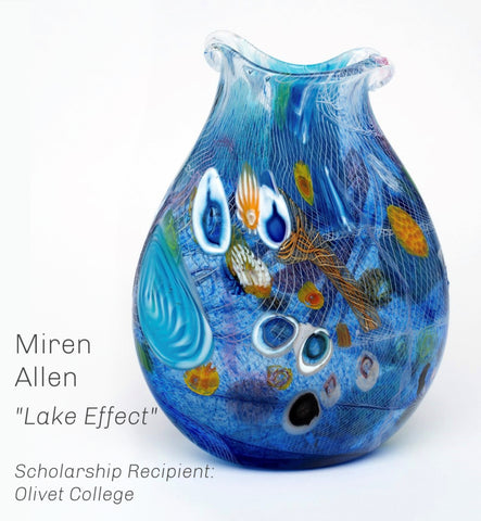 Miren Allen Kalamazoo Institute of Art High School Area Show