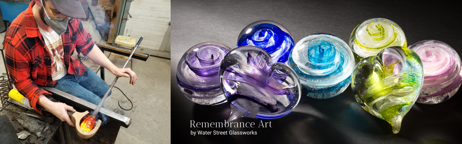 Special Orders and Commissions by Water Street Glassworks