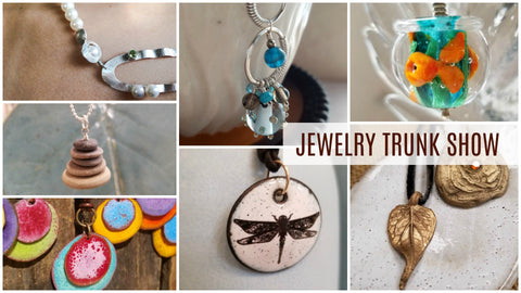 Jewelry Trunk Show June 21 & 22