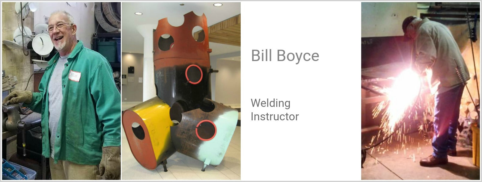Bill Boyce Welding Instructor