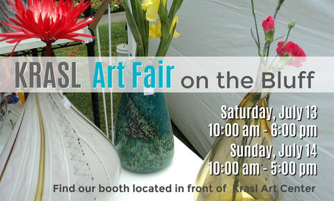 Krasl Art Fair on the Bluff 2019