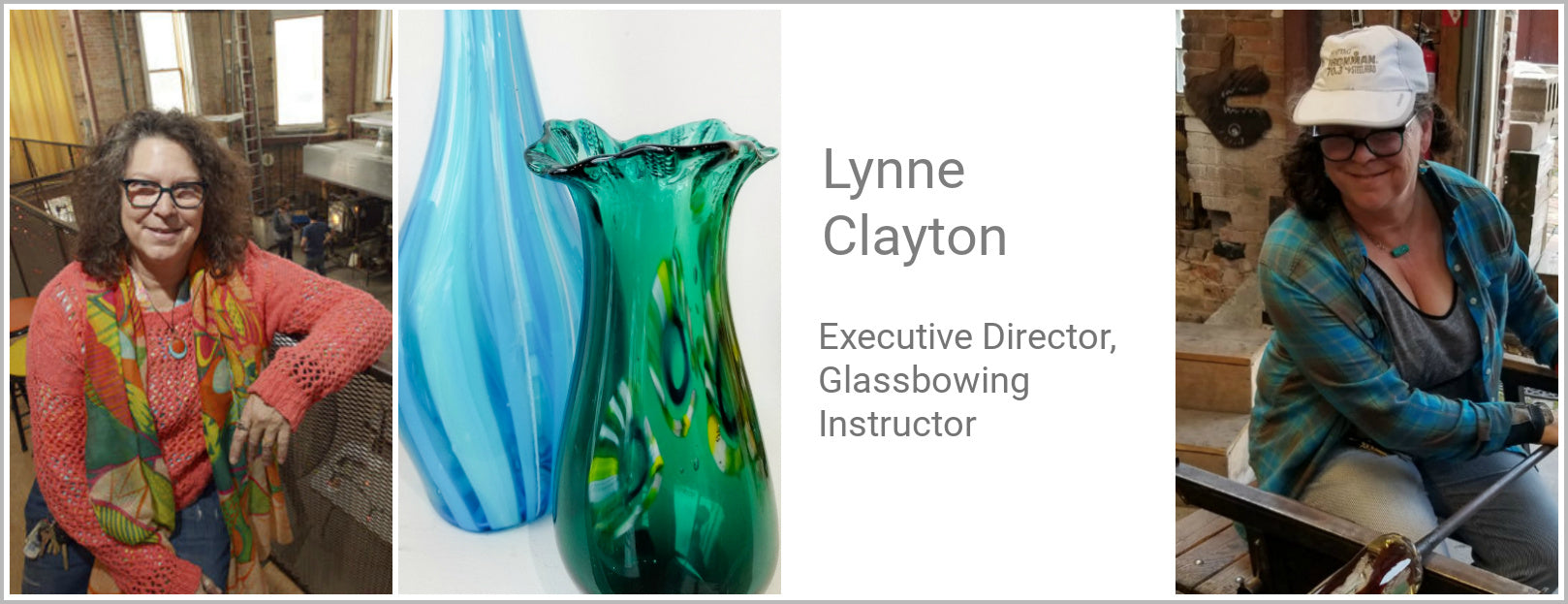 Lynne Clayton, Executive Director