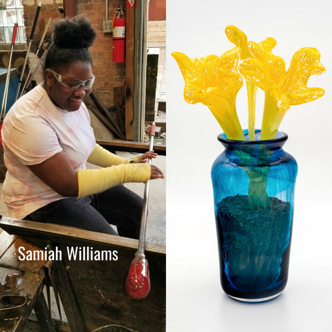 Samiah Williams KIA High School Area Show Submission