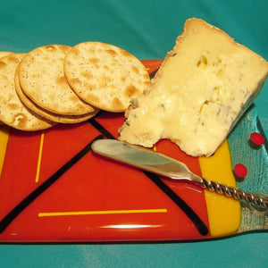 Fused Cheese Platter