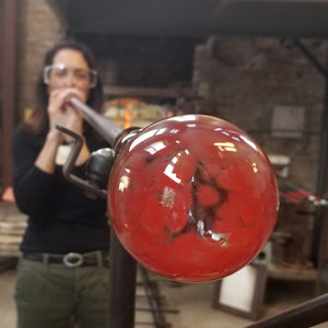 Glassblowing 2 (Weekday Course: Mondays)