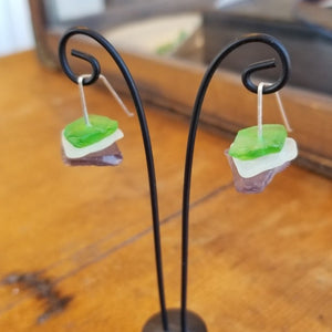 Beach Glass Earrings - Anna Strach