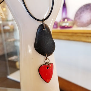 Love of Rocks Necklace - Jackie Baker