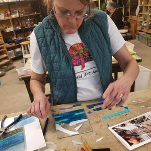 Fused Glass Student