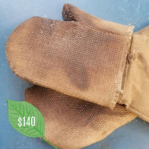 Donate, Hot Shop Mittens