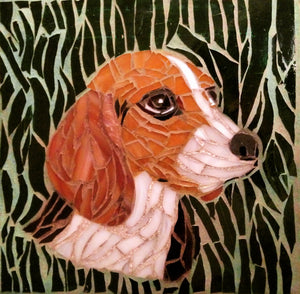 NEW! Mosaic Pet Portraits
