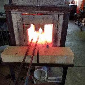 Blacksmithing Furnace