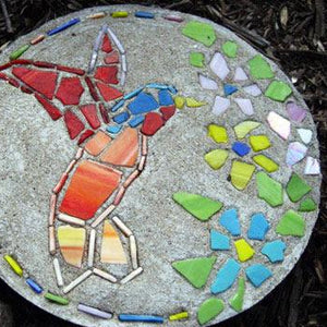 Mosaic Stepping Stone Class