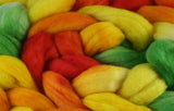 100% Merino 'Peppers' 100g Combed Top