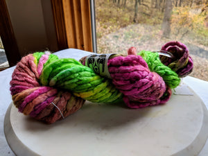 50/50 'Highlighters' 100g Bulky Weight Yarn