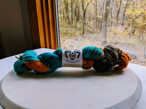 80/20 Merino & Yak 'Portland' 100g Bulky Weight Yarn
