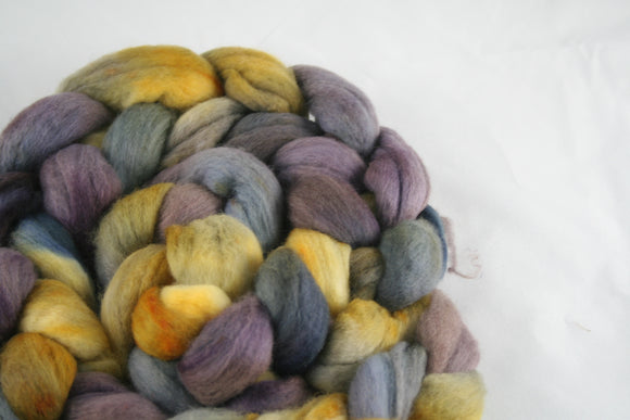 100% Merino 'Smithy' 4 oz Combed Top
