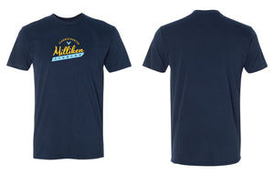 MF Slaunch Hunter Tee - Navy