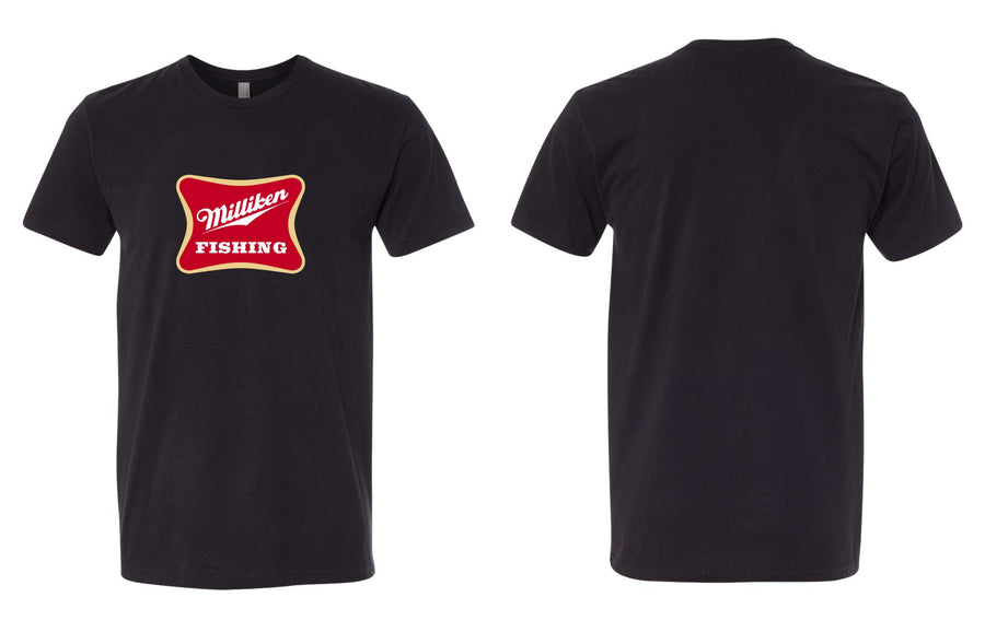 Milliken Highlife Tee - Black