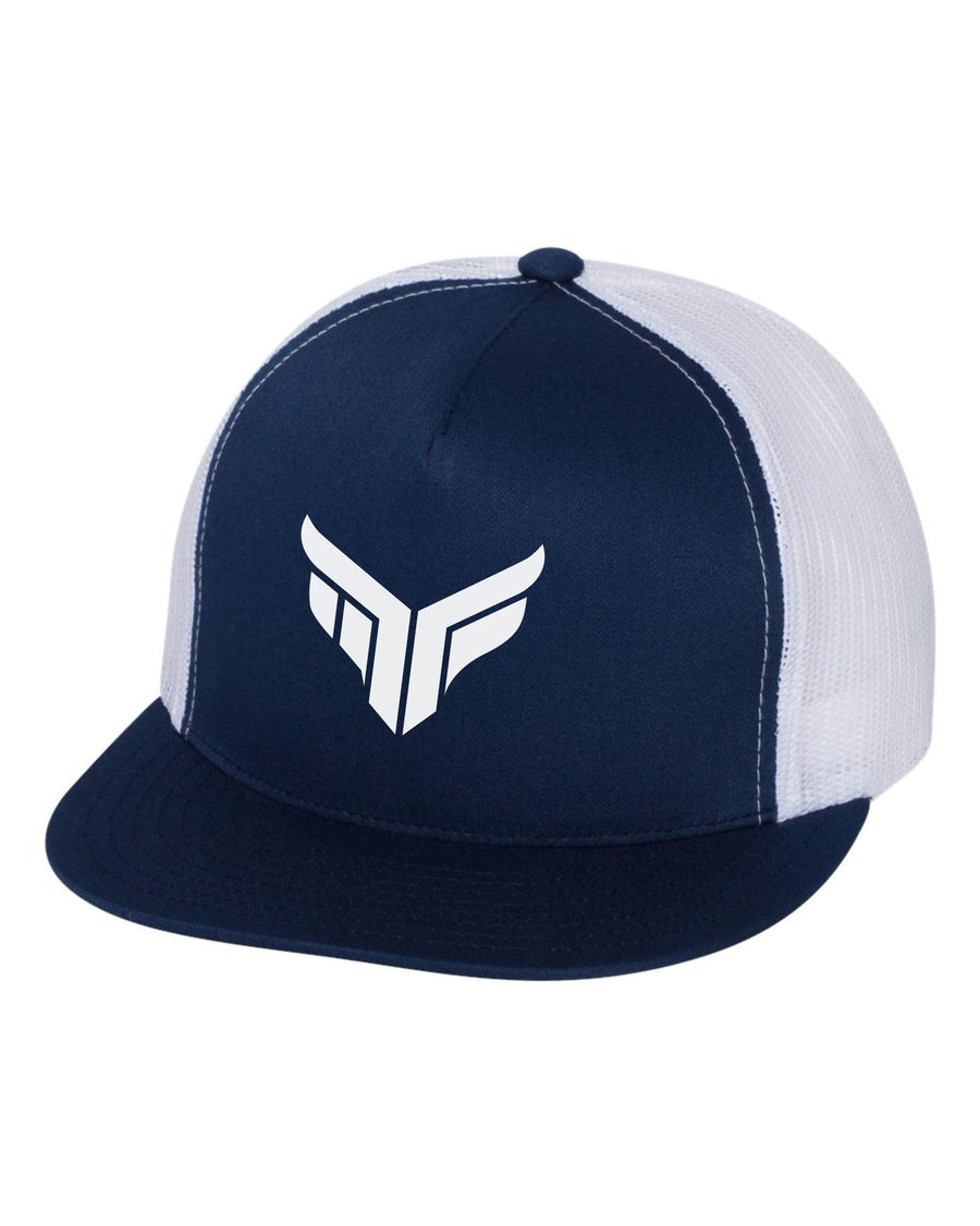 MF Flat Bill (Navy)
