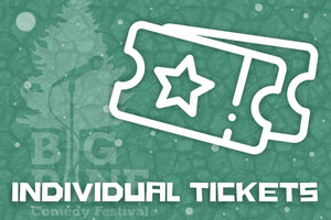 Big Pine Tickets: Individual Tickets