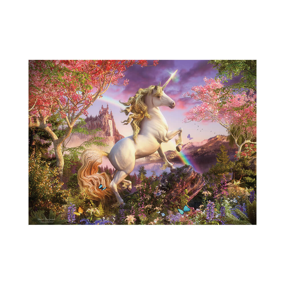 Realm of the Unicorn Puzzle
