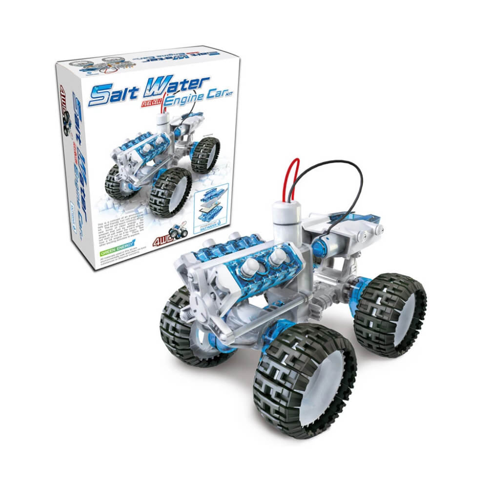 Salt Water Fuel Cell, Engine Kit