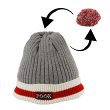 Load image into Gallery viewer, Pook Toque with Removable Pom Pom