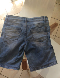 Identity denim ladies shorts-shorts-Elinye_ithuba