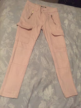 Load image into Gallery viewer, Girl's peach trousers-pants-Elinye_ithuba