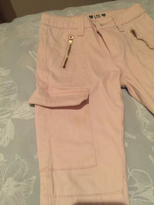 Girl's peach trousers-pants-Elinye_ithuba