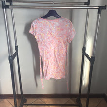 Load image into Gallery viewer, Pink floral ladies shirt-Elinye_ithuba