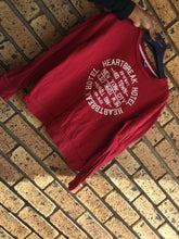 Load image into Gallery viewer, Red 'Red Earth' ladies sweater-sweaters-Elinye_ithuba